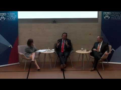 North Korea Symposium: Governor Bill Richardson and David Sanger