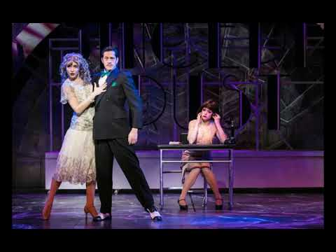 Joanne Clifton on Radio Newcastle discussing the final week of Thoroughly Modern Millie