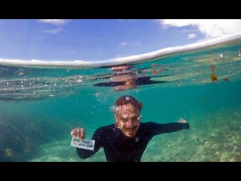 Guide: How to take pictures with GoPro underwater?