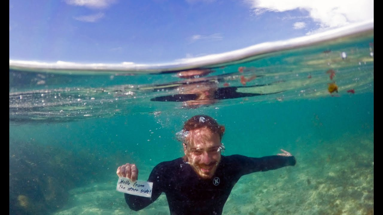 Guide How To Take Pictures With GoPro Underwater