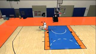 NBA 2k12 Gameplay My Player - NBA LOCKOUT MAJOR UPDATE! 2011