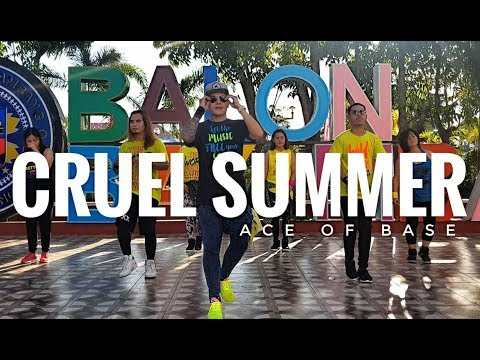 CRUEL SUMMER by Ace Of Base | Zumba | Pop | Kramer Pastrana