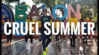 CRUEL SUMMER by Ace Of Base | Zumba | Pop | Kramer Pastrana