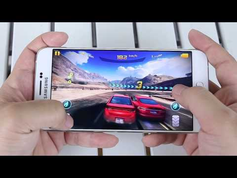 Samsung Galaxy A8 Game review AnhDaoPlaza