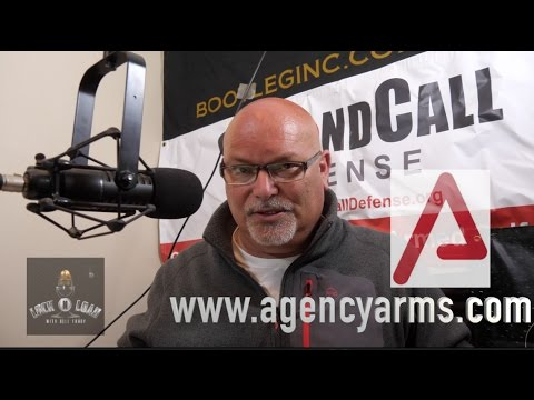 GlockZilla! Agency Arms 4th Gen Glock 20 10mm Range Test