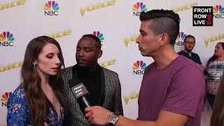 THE VOICE TEAM ADAM INTERVIEW