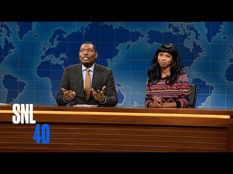 Weekend Update: Nicole - Saturday Night Live