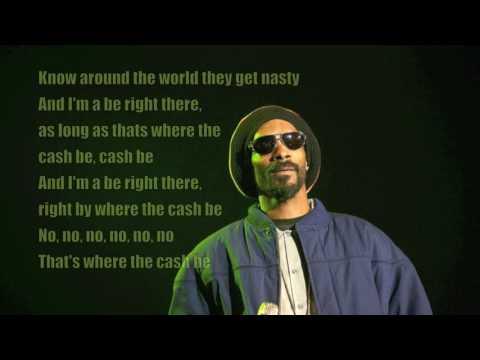Snoop Dogg - Point Seen Money Gone Ft. Jeremih (Official Lyrics)