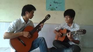 Tàn tro - Hòa tấu 2 Guitar
