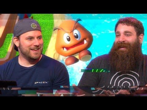 Goombas Clean Their Butts? - GLITCH PLEASE #14