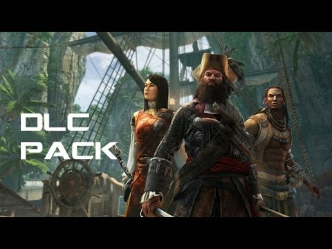 Assassins Creed 4 Play as Black Beard in Multiplayer! |