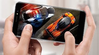 ulefone S8 Pro Game Test