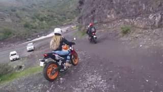 CB190R - Ruta Cajon del Maipo