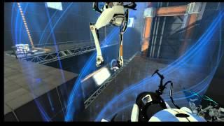 RekkGaming and goodtimealan - Portal 2!