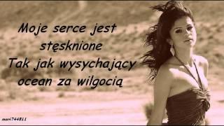 Selena Gomez & The Scene - A Year Without Rain (tłumaczenie pl)