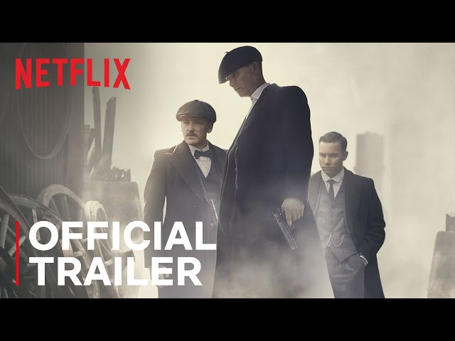 Peaky Blinders | Season 5 Trailer | Netflix
