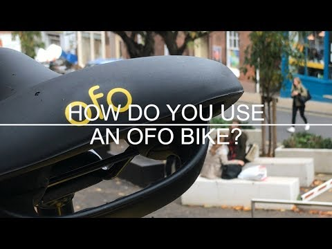Everything you need to know about Ofo bikes in Norwich
