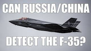 Can Russia and China Detect the F-35 Stealth Aircraft? thumbnail