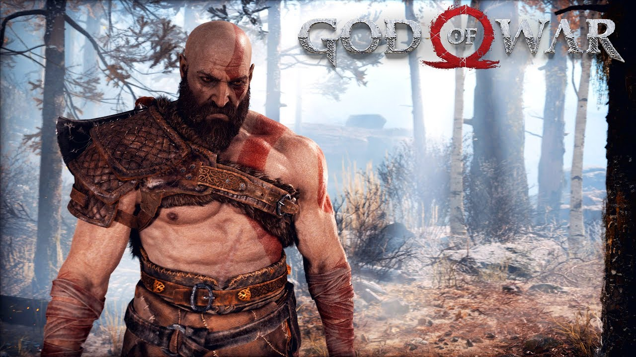Download God Of War (PS4 Pro) - FULL GAME - No Commentary