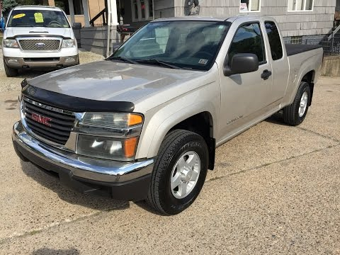 2005 gmc canyon read owner and expert reviews prices specs. Black Bedroom Furniture Sets. Home Design Ideas