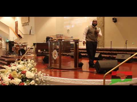 Dr Umar Johnson Prince of Pan Afrikanism speaks in Connecticut 2017