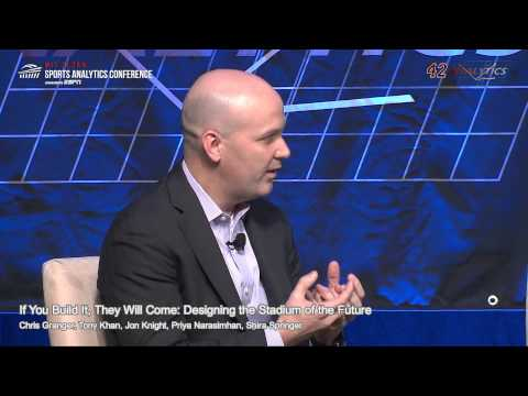 SSAC15: If You Build It, They Will Come: Designing the Stadium of the Future
