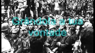 Zeca Afonso - Grândola Vila Morena (letras)