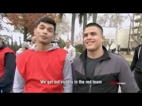 The Ultimate Fighter: Latin America - Web Extra: Team Challenge
