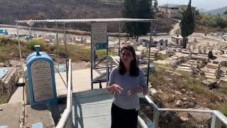 Some short Tzfat highlights with Miriam Tekuzener