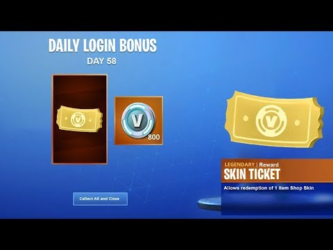 The New DAILY LOGIN REWARDS In Fortnite (FREE REWARDS)