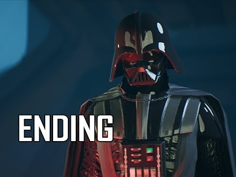 DARTH VADER  - STAR WARS JEDI FALLEN ORDER Walkthrough Part 22 - ENDING + FINAL BOSS