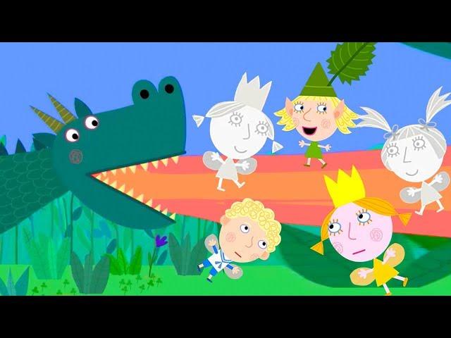 Ben und Hollys Kleines Königreich Deutsch ✨ Ein Drachen in der Burg! ✨ Cartoons für Kinder