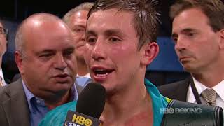 Gennady Golovkin  Highlights HBO Boxing