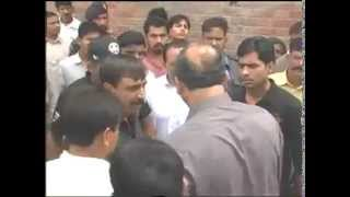 Election 2013 Fighting With Police In Kasur