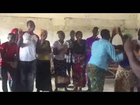 Community Dialogue Session in Kanikay, Sierra Leone