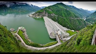 Largest dams in the world - top 10 tallest dams in the world