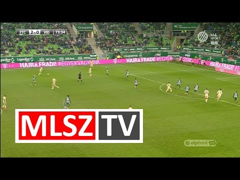 Ferencvárosi TC - Videoton FC | 3-1 | OTP Bank Liga | 18. forduló | MLSZTV