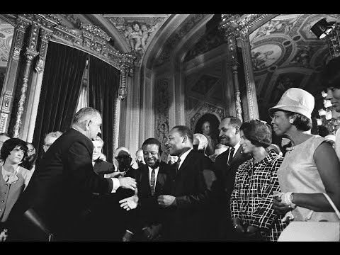 Lyndon Johnson & the Voting Rights Act of 1965 Preview