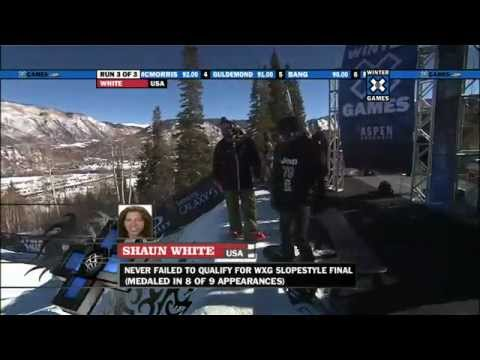 Shaun White fails to qualify for Slopestyle Finals at Winter X Games