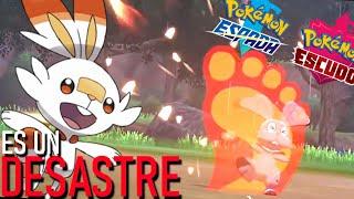 Pokémon Espada & Escudo es un DESASTRE.