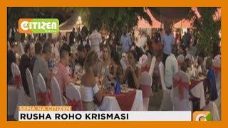 Wananchi na watalii wafurika Mombasa kwa sherehe za Krismasi