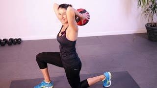 Medicine Ball HIIT 3 - Cardio, Core and More!