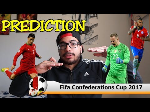 FIFA CONFEDERATIONS CUP 2017 Prediction & Preview | Road to Russia 2018 World Cup