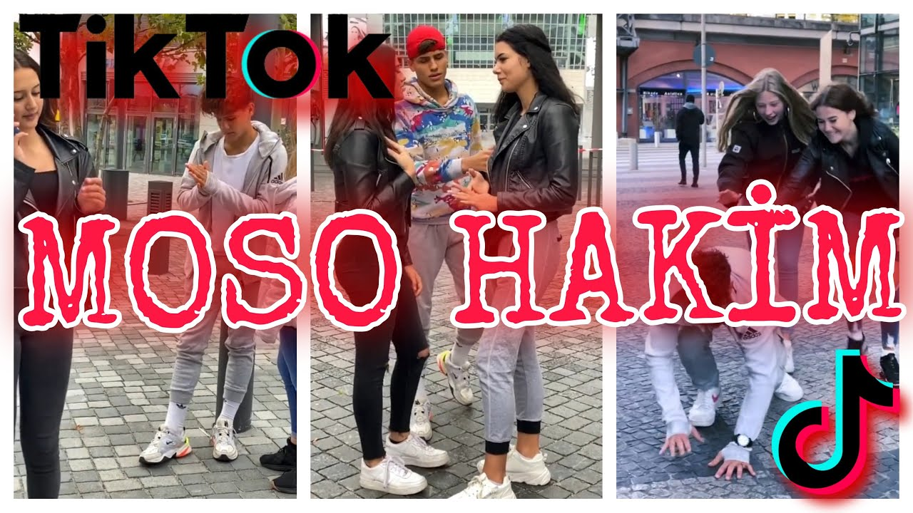 TikTok The Best Viral MOSO HAKİM (moso_hakim_) Videos #48 | Compilation