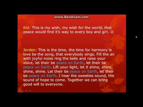 This is my wish Lyrics- Jordin Sparks