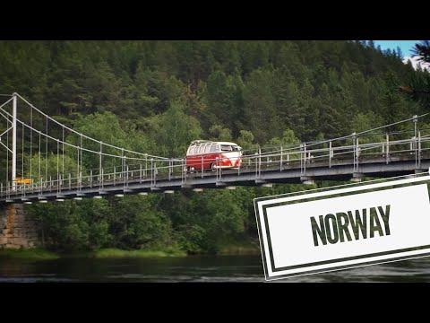 Norway roadtrip 2017 in VW bus