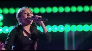 La Voz Kids | María Teresa Eguino canta 'ABC' en La Voz Kids