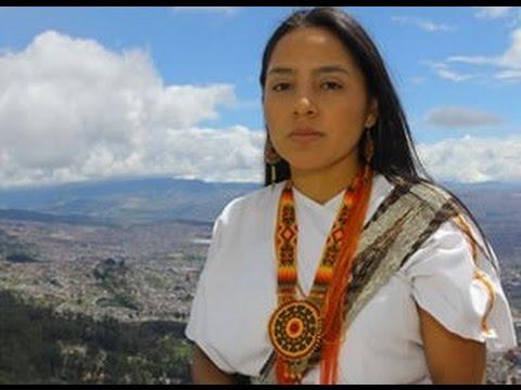 Ati Quigua, Indígena
