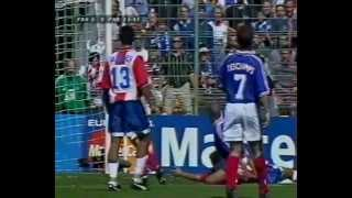 28 Jun 1998, France - Paraguay (1/8, Lens), FIFA World Cup France '98