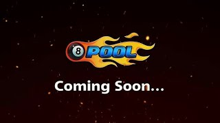8 Ball Pool : Something Special   Coming Soon [Watch Video]
